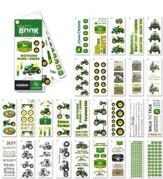 Creative Imaginations John Deere Swatch Book ImpressOns *** You can find out more details at the link of the image.