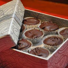 Homemade Chocolate Peanut Butter Cup Recipe