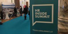 HR Inside Summit: Überall Scene veranstaltet wieder einen inspirierenden Event, der eine Kombination aus Kongress & Messe ist: