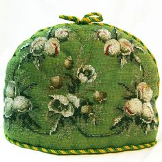 Victorian Beaded & Needlepoint