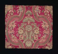 Piece of brocade | Museum of Fine Arts, Boston