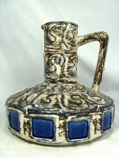70´s Ilse Stephan design Schlossberg Keramik