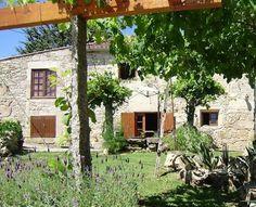Yavanna farmhouses. Near Valença, Portugal. http://www.hideawayportugal.com/modules/property/listing-1015.htm