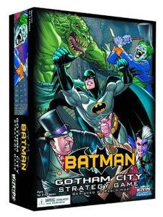 HeroClix DC - Batman Gotham City Strategy Game - http://coolgadgetsmarket.com/heroclix-dc-batman-gotham-city-strategy-game/