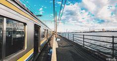 改札外に出られない!最も海に近い駅「海芝浦駅」が絶景すぎる | RETRIP 横浜