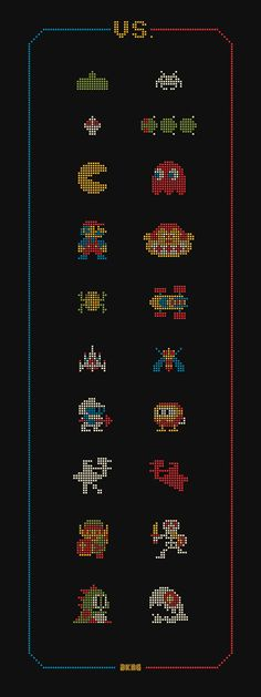 """DKNG just put their print from Gallery 1988's Multiplayer show up for sale. """"VS."""" is a 9"""" x 24"""" glow in the dark screenprint, has an edition of 200, and costs $"""