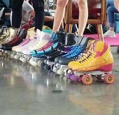 Os patins de todos