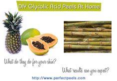 glycolic acid chemical peels