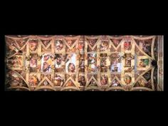 Art History Abbreviated: Sistine Chapel - YouTube. Sistine Chapel ceiling and altar wall frescoes. Vatican City, Italy. Michelangelo. Ceiling frescoes: c. 1508–1512 C.E.; altar frescoes: c. 1536–1541 C.E. Fresco.