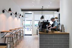 Inspiring Interior Design KIN Cafe, London http://blog.bodieandfou.com/ boleh dicoba nih buat yang mau berbisnis (y)