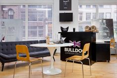 A heritage chic Soho office. | Décor Aid |