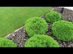 Modern, letisztult, minimál kert és kertépítés ötletek - YouTube Modern, Make It Yourself, Outdoor Decor, Youtube, Trendy Tree, Youtubers, Youtube Movies