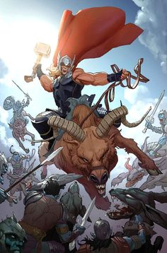 Image result for thors goats