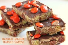 Reese's Peanut Butter Toffee from