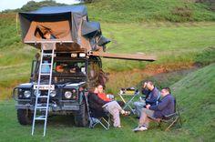 Wales - Camping,
