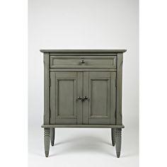Sauder Cottage Road Work Table In Soft White Furniture Pinterest Craft Station Open Shelves And Storage Rack