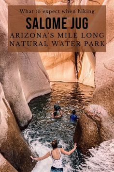 Salome Jug: Arizona's Mile Long Natural Water Park | Simply Wander Vacation Places, Vacation Destinations, Vacation Trips, Vacation Spots, Places To Travel, Places To Go, Travel Things, Arizona Road Trip, Arizona Travel