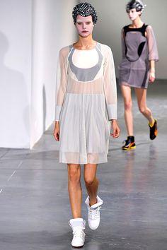 Junya Watanabe Women's SS13 - Paris - StyleZeitgeist