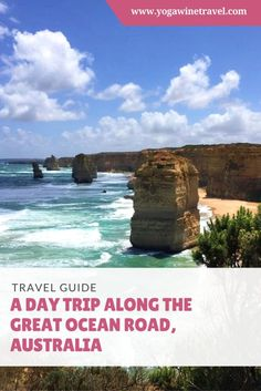 Australia Travel Guide: A Day Trip Along the Great Ocean Road Australia Travel Guide, Visit Melbourne, New Zealand Travel, Travel Inspiration, Travel Ideas, Travel Tips, Great Barrier Reef, Travel Alone, Ultimate Travel