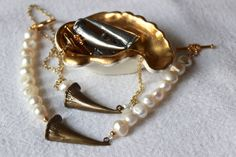 Marquin Campbell Designs Turkey Spur Jewelry Giveaway #Giveaway with Oysters & Pearls
