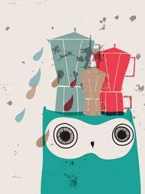 Buy Owl Graphics/Illustration Posters & Owl Graphics/Illustration Art Prints online - ARTFLAKES.COM