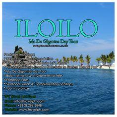 ISLA DE GIGANTES DAY TOUR Minimum of 2 persons  For more inquiries please call: Landline: (+63 2)282-6848 Mobile: (+63) 918-238-9506 or Email us: info@travelph.com #Iloilo #Philippines #TravelPH #TravelWithNoWorries Batanes, Travel Companies, Travel Tours, Instagram Images, Instagram Posts, Travel Agency, Day Tours, Philippines, Funny Pictures