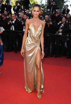 Izabel Goulart au Festival de Cannes 2016