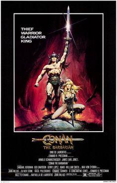 Conan, el bárbaro (1982) - FilmAffinity