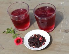Iced Berry Blend Tea