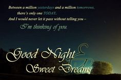 Good Night SMS, Messages and night Text for friends