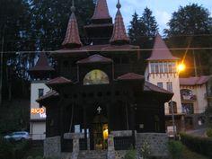 Sovata - Romania | The village close to Radu's cabin