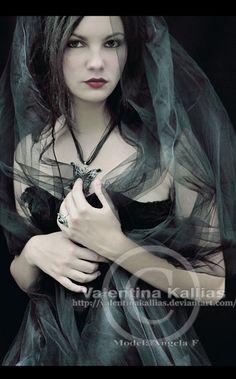 Angelinne by ValentinaKallias on DeviantArt Tumblr Pattern, Art Photography Women, Great Photographers, Just Amazing, Cool Photos, Amazing Photos, Art Girl, 3 D, Cool Art