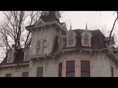 """Haunted house"" very cool old House. Google (The Bruce Mansion)"