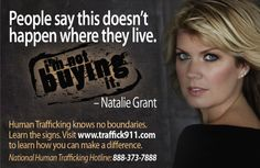 Human trafficking knows no boundaries! www.traffick911.com BECOME AWARE. DO SOMETHING NOW!