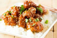 Poulet au sésame Weight watchers, une recette asiatique, facile et simple à préparer pour un déjeuner ou un repas du soir.