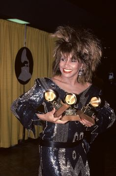 Tina Turner: Rok 1985 bol pre ňu plodný na ceny Grammy. Tina Turner, Sherman Moore, Rainha Do Rock, Rock Queen, Rock Festivals, Queen Pictures, African Models, Star Wars, She Song