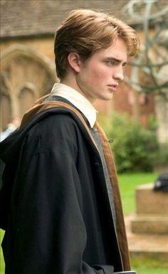 §§º§§ Robert Pattinson as Cedric Mode Harry Potter, Harry Potter Characters, Harry Potter World, Harry Potter Cast, Hogwarts, Boys Lindos, Fans D'harry Potter, Robert Pattinson Twilight, Vkook Memes