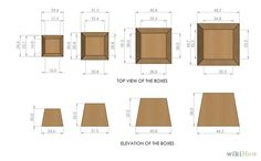 Plyo Boxes How to build boxes for box jumps!How to build boxes for box jumps! Parkour, Box Jumps, Basement Gym, Garage Gym, Garage Tools, Basement Remodeling, Diy Gym Equipment, No Equipment Workout, Fitness Equipment