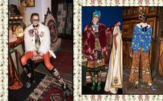 God Save the Queen and all: Gucci: Pre-Fall'17  Collection #gucci #prefall17 #collection