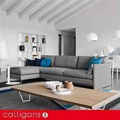 Calligaris Urban Sofa from Lime Modern Living. Find a range of contemporary and modern furniture from leading designer brands. Sofa Design, Canapé Design, Design Case, House Design, Interior Design, Italian Furniture Design, Contemporary Furniture, Cool Furniture, Furniture Stores