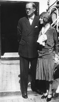 Joseph Patrick Kennedy and Rose Elizabeth Fitzgerald Kennedy