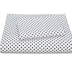 Swiss Dot Percale Polka Dot Sheets & Bedding For Kids | Company Kids