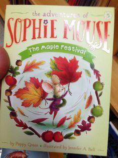 Sophie mouse maple festival