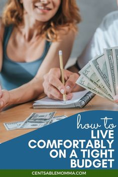 Even if your budget is tight, you can still live comfortably with these 5 tips on how to make the most of the money that you do have.