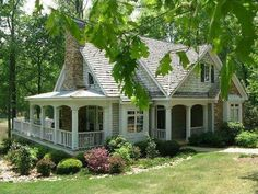 Cute little cottage home