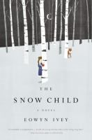 The Snow Child is a delightful book. A childless couple moves to Alaska in the 1920's and find magic, love and each other in the harsh wilderness. A great book to read curled up in a chair next to the fire.