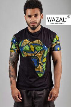 Griffe WAZAL King Couture du créateur Joseph AYISSI