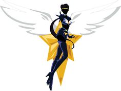 Fighter by Kisaragi-Zeet.deviantart.com on @DeviantArt