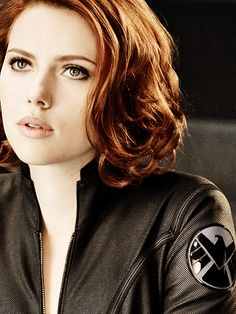 Agent Romanoff/ Black Widow/ Avengers