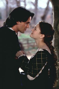 Dougray Scott and Drew Barrymore as Henry & Danielle from Ever After: A Cinderella Story (1998)